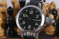 Zlatoust 191chs Urss Combat Nage Acier Plongeur Montre Urss Marine Russe